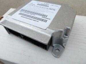 NEW 2004-2012 Lamborghini Gallardo SRS Control Module Airbag Computer LP550 560