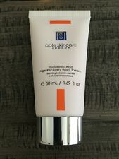 Brand New Able Skincare London Hyaluronic Acid Age Recovery Night Cream 1.69 oz.