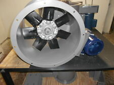 "18"" DIA TUBE AXIAL EXHAUST FAN FOR PAINT SPRAY BOOTH"