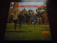 THE KINGSMEN UP AND AWAY VINYL LP WAND EXCELLENT