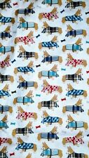 Rare Full Size Pembroke Welsh Corgi Sheets