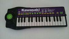 Electronic kawasaki toy piano (works)
