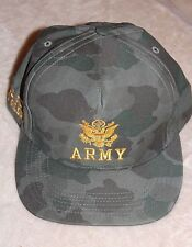 Authentic Supreme S S 12 Army 5 panel Rare GRAIL All Guts No Glory camp b8a02fd2a6f4