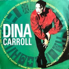 "Dina Carroll - People All Around The World - Vinyl 7"" 45T (Single)"