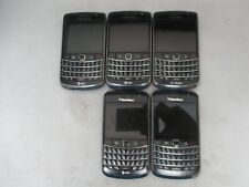 LOT OF 5 FAIR UNLOCKED AT&T/T-MOBILE BLACKBERRY BOLD 9700 QWERTY KEYPAD