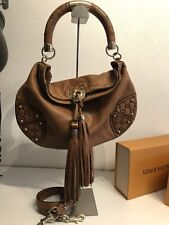 Gucci Indy Bag*Top*Luxus*RAR*GG*Hardware*Leather*Brown