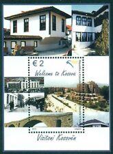 Kosovo Stamps 2012. Europa CEPT: Visit Kosovo. Block MNH