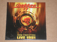 DOKKEN - FROM CONCEPTION: LIVE 1981 - CD PROMO