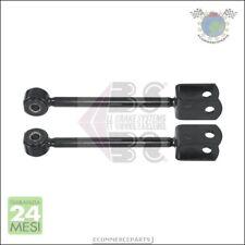 Kit Tiranti barra stabilizzatrice Dx+Sx Abs MERCEDES SPRINTER 411 410 408 #ms
