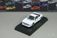 Kyosho 1/64 Lancia Rally 037 White Mini car Collection 2007 Japan Fiat