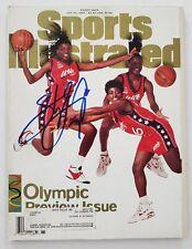 Sheryl Swoopes Signed Sports Illustrated Magazine July 22 96 Olympics WNBA RAD