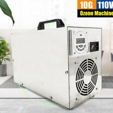 Portable Ozone Generator Indoor Air Purifier Disinfection Sterilization Machine