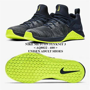 NIKE METCON FLYKNIT 3<AQ8022 - 407>.UNISEX ADULTS ATHLETIC Shoes,New with Box