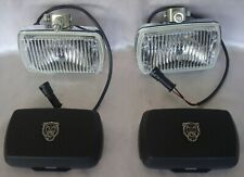 NOS GENUINE 90 91  jaguar xjs fog light lamp foglight DAC4241 WITH GROWLER COVER
