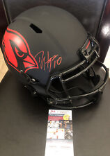 Deandre Hopkins Signed Autographed FULL SIZE Arizona Cardinals Helmet ECLIPSE