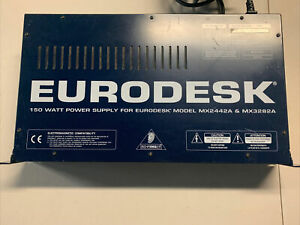 Behringer Eurodesk 150w Power Supply for MX2442A MX3282A Mixer Boards
