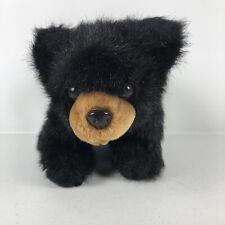 "The Bearington Collection Black Bear Cub Very Soft 12"" Plush"