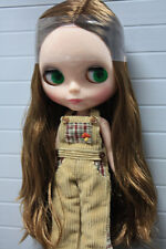 """Takara 12"""" Neo Nude Brown hair Blythe doll From Factory  JSW2006"""