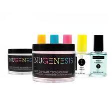 NUGENESIS Easy Dip Powder 2oz Jar - Starter Kit #1