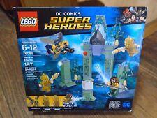 LEGO--MARVEL SUPER HEROES--BATTLE OF ATLANTIS SET (NEW) 76085