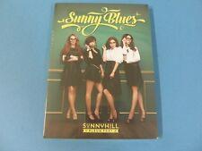 SUNNY HILL - SUNNY BLUES [PART A] CD (SEALED) $2.99 S&H K-POP