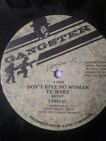 "Lyrical-Don't Give No Woman Yu Hart 12"" Single REGGAE DANCEHALL"