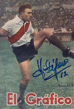 ALFREDO DI STEFANO --- original signiert - A9#19a