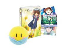 Clannad After Story Vol.4 Steelbook Edition Limitée Blu-Ray + Peluche Dango N
