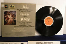 Zoltan Rozsnyai, Dukas/Chabrier/Debussy V.2,M&K Realtime RT 202, 1979,Ltd Ed/DBX