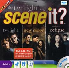 The Twilight Saga - Scene It? Deluxe Edition NEW & SEALED