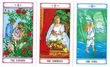 Oop Unmei Tarot by Mihori Mieru Tarot Deck cards *Last Copy