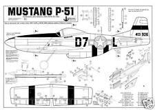 Modelhob Mustang Perfil C/L Modelo Plan