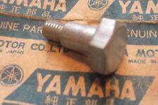 YAMAHA GTMX  GT1  GT80  MX80  GENUINE  NOS  PROP  STAND  BOLT - # 90109-08030/31
