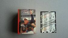 2000 NASCAR Press Pass Complete 100-Card Base Set  ~ Dale Earnhardt Jr. CRC