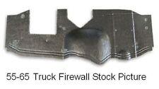 1960 1962 Willys T / W / D Firewall Pad
