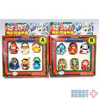 Miracle Adventure of ESPARKS Full Color Mini Figure x2pac set yujin japan