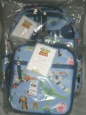 NEW Pottery Barn Kids SMALL Toy Story Backpack + Classic Lunch Bag!