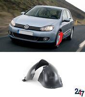 NEW VW GOLF MK6 2008 - 2012 FRONT WING INNER FENDER SPLASH GUARD LEFT SIDE N/S