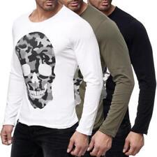 Herren-Sport-Sweatshirts & Kaputzenpullis Camouflage in Größe XL in normaler Größe