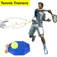 Rebound Tennis Trainer Self-study Training Aids Practice Partner Equipment AU