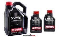 Aceite motor Motul Specific VW 506.01 506.00 503.00 0w30 7 L (Audi Porsche)