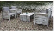 Gartenmöbel, Terrassenmöbel, Loungemöbel, Bauhaus, Sitzgruppe, Usedlook