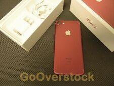 MINT - Verizon Apple iPhone 7 128GB Smartphone (Product)RED  Apple Warranty