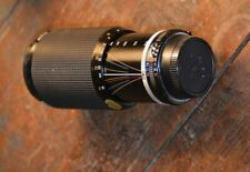 Nikon 80mm 200mm 1:4 lens Nikkor 286852 With caps