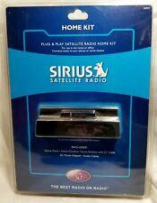 Sirius Plug & Play Satellite Radio Home Kit SUPH1 - NEW