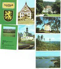 Mini CAK 6x Vogtland ESA Plauen Pöhl Rodewisch Bad Elster Grünbach Syrau 1989