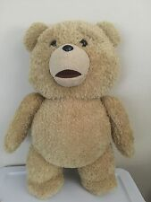 """Ted  Movie Size Plush Talking Teddy Bear Explicit Doll 22-24"""" NEW naked"""