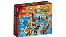 NIB Lego Chima Crocodile Tribe Pack 70231 with 3 minifigs RETIRED SET