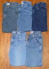 (5) Pairs Of Boys Jeans- Size 10- Urban Pipeline