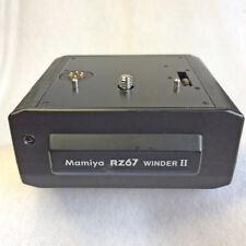 Mamiya RZ67_WINDER II_for sale